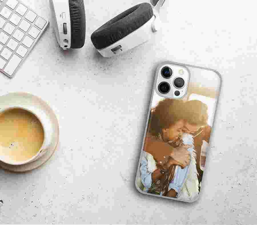 Funda Flexible Iphone 12 Pro Max - PhotoSì