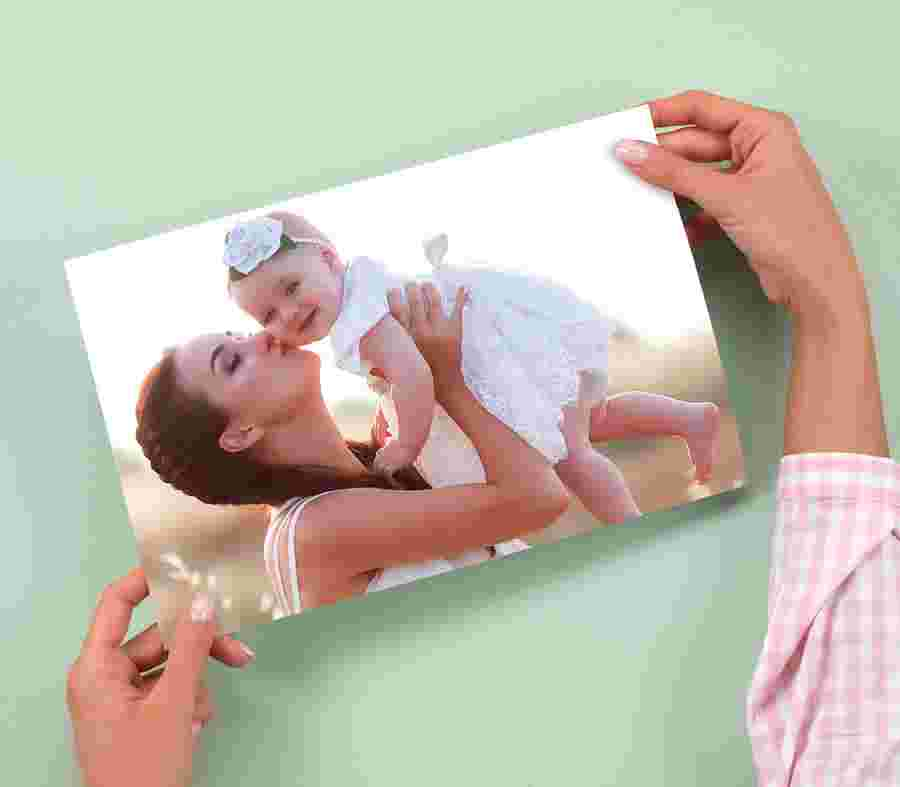 Ingrandimento Battesimo - PhotoSì