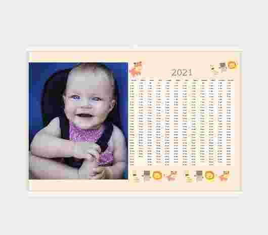 Kids Annuale 30X20 - PhotoSì