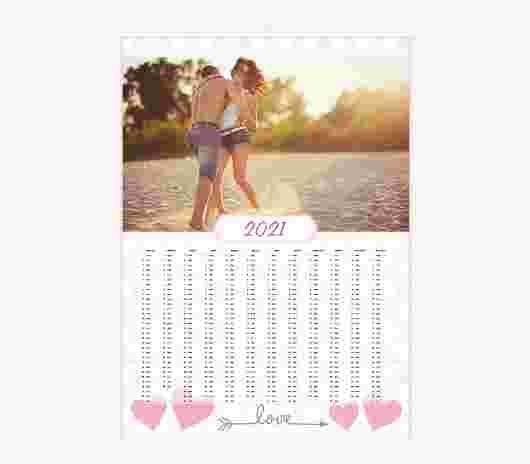 Love Annuale 50X70 - PhotoSì