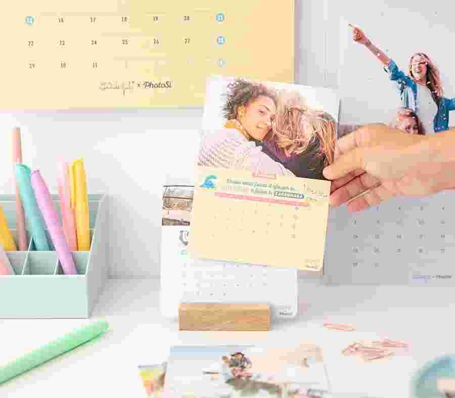 Mr Wonderful Calendario Da Tavolo Cards_01 - PhotoSì