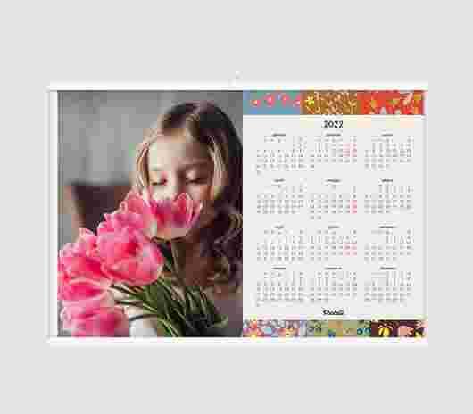 Romantic Annuale 30X20 - PhotoSì