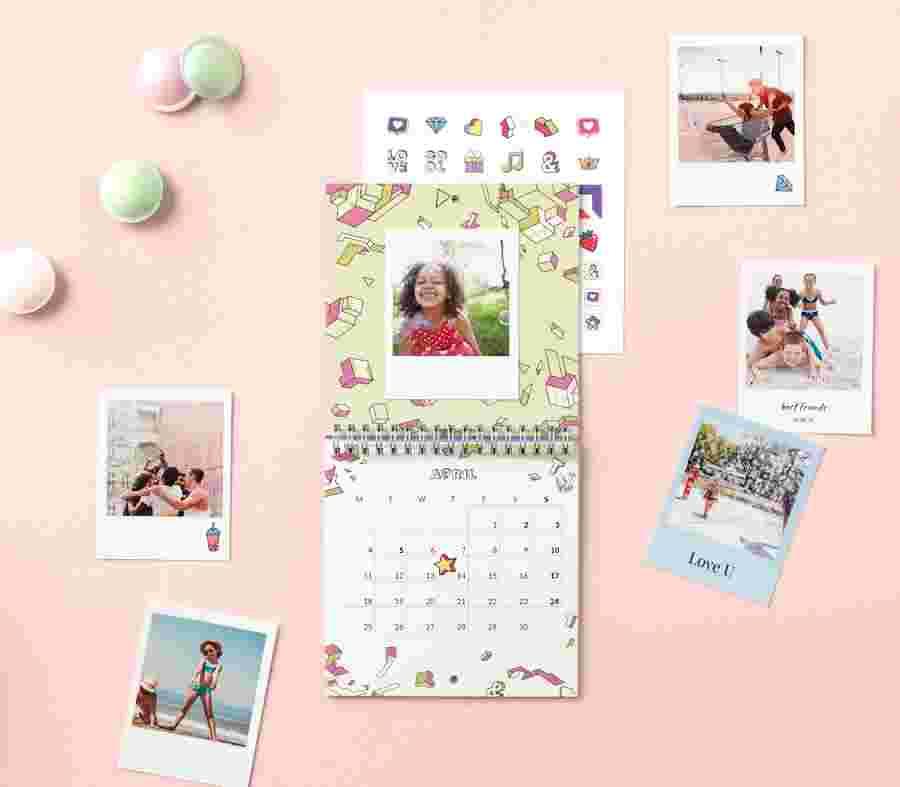 Stampa Fotokit Calendario_01 - PhotoSì