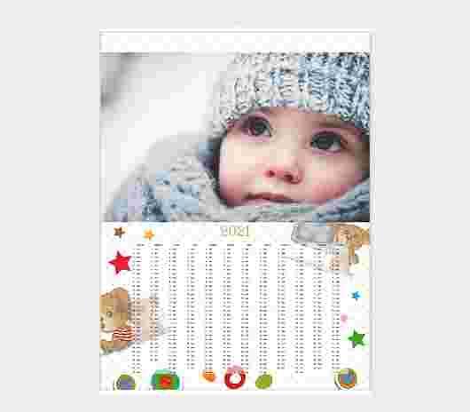 Sweet Bear Annuale 30X40 - PhotoSì