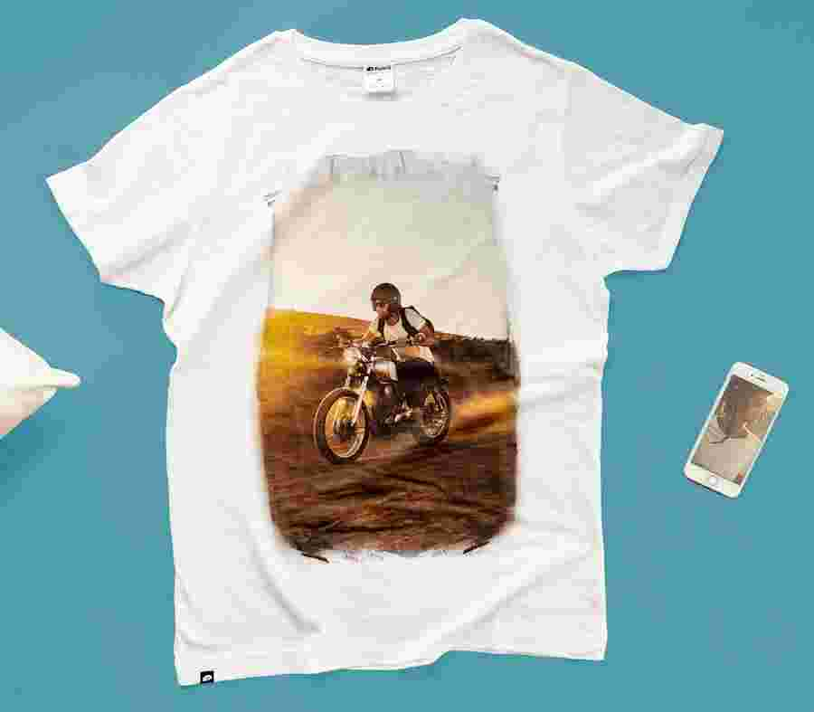 07198d554b2bf6 T Shirt Cotton Slub Uomo_01 - PhotoSì