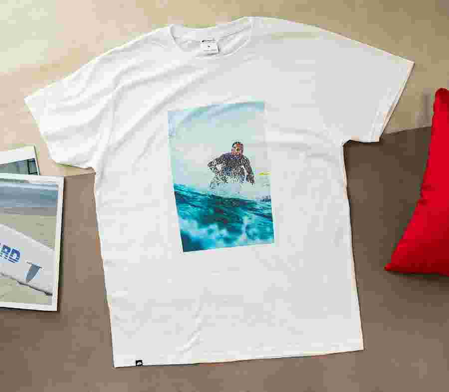 T Shirt Cotton Uomo_01 - PhotoSì