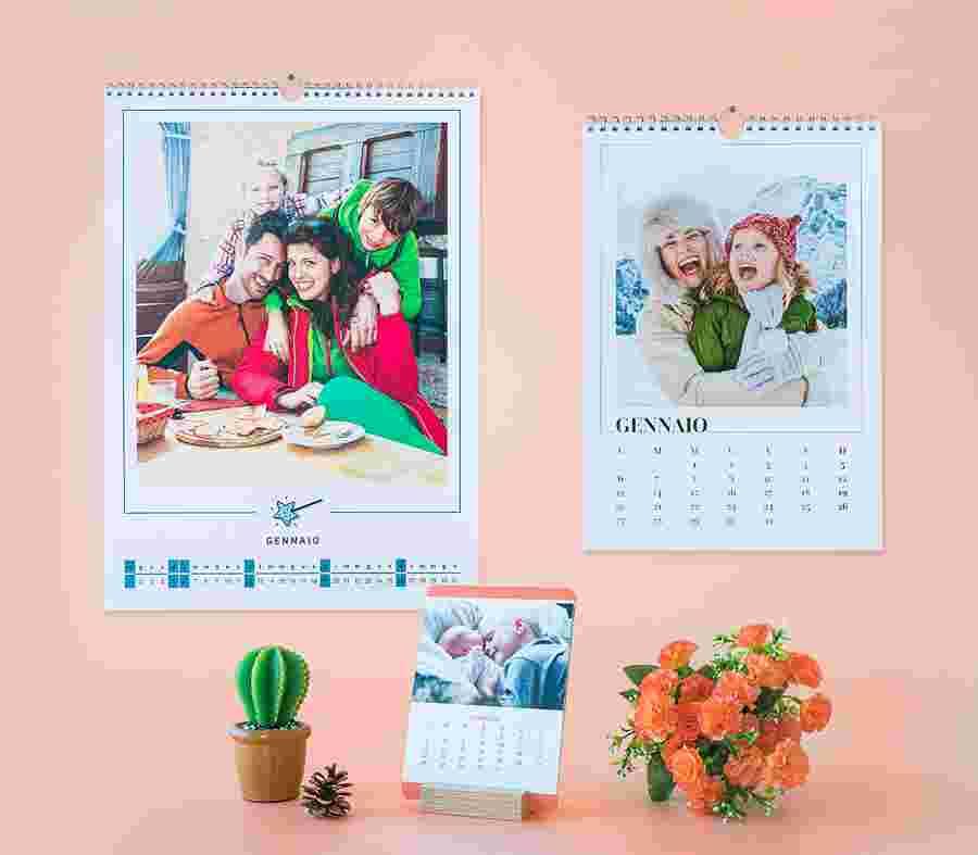 Calendari - PhotoSì