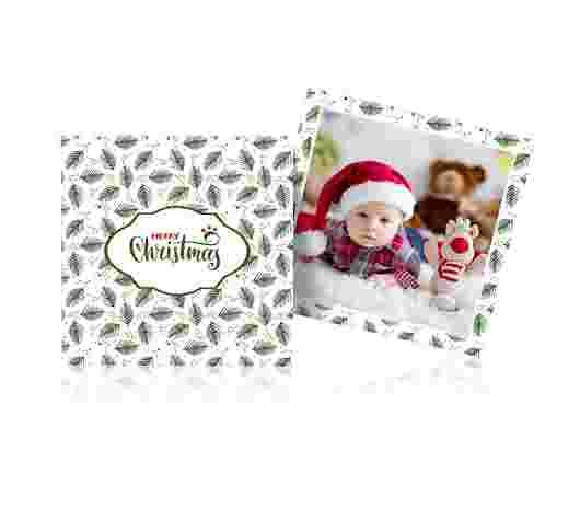 Christmas Pattern 12X12 - PhotoSì