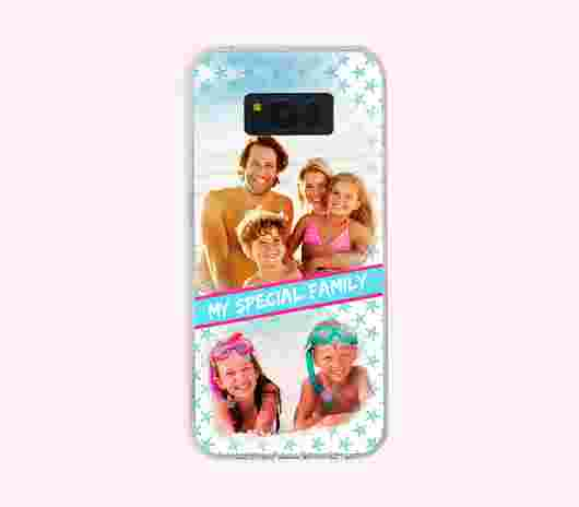 Cover Galaxy S8 Morbida Summer - PhotoSì