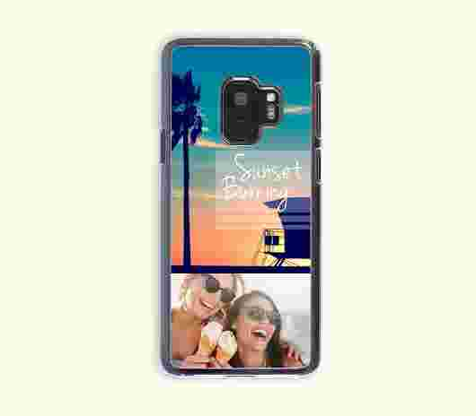 Cover Samsung Galaxy S9 Double - PhotoSì