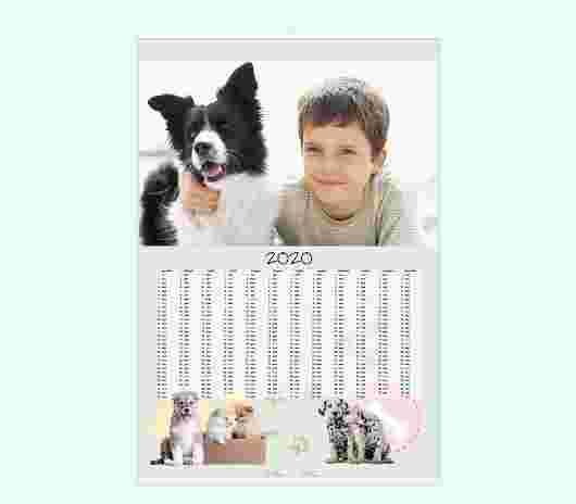 Cuccioli Annuale 20X30 - PhotoSì