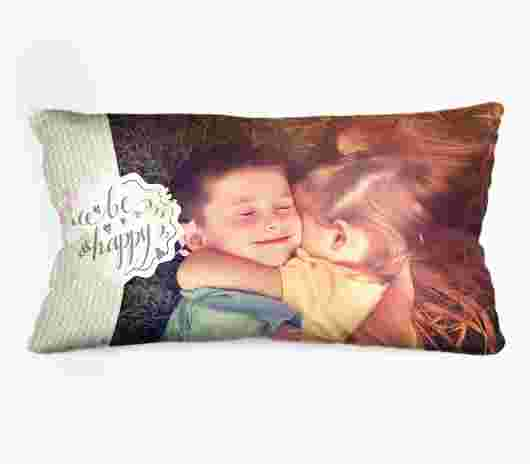 Cuscino Rett 70X40 Cm Decor - PhotoSì