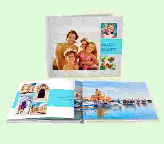 Fotolibro Racconti 32X24 Viaggi - PhotoSì
