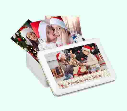 Memory Box Natale - PhotoSì