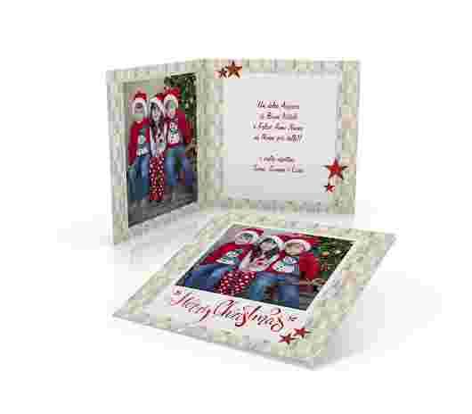 Merry Christmas Quadrato - PhotoSì