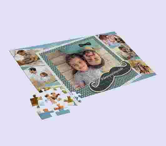 Puzzle 20X30 Papà - PhotoSì