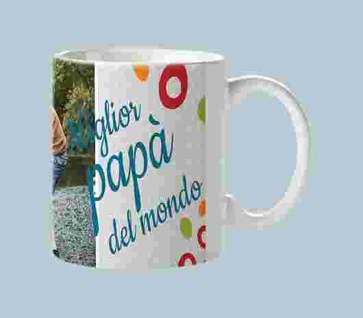 Tazza Festa Del Papà - PhotoSì