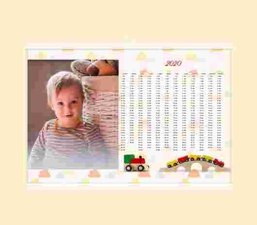 Toys Annuale 30X20 - PhotoSì