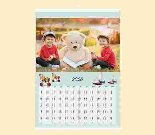 Toys Annuale 50X70 - PhotoSì