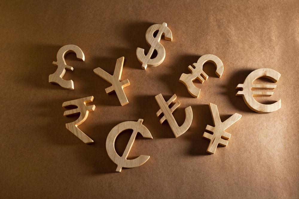 通貨のマーク