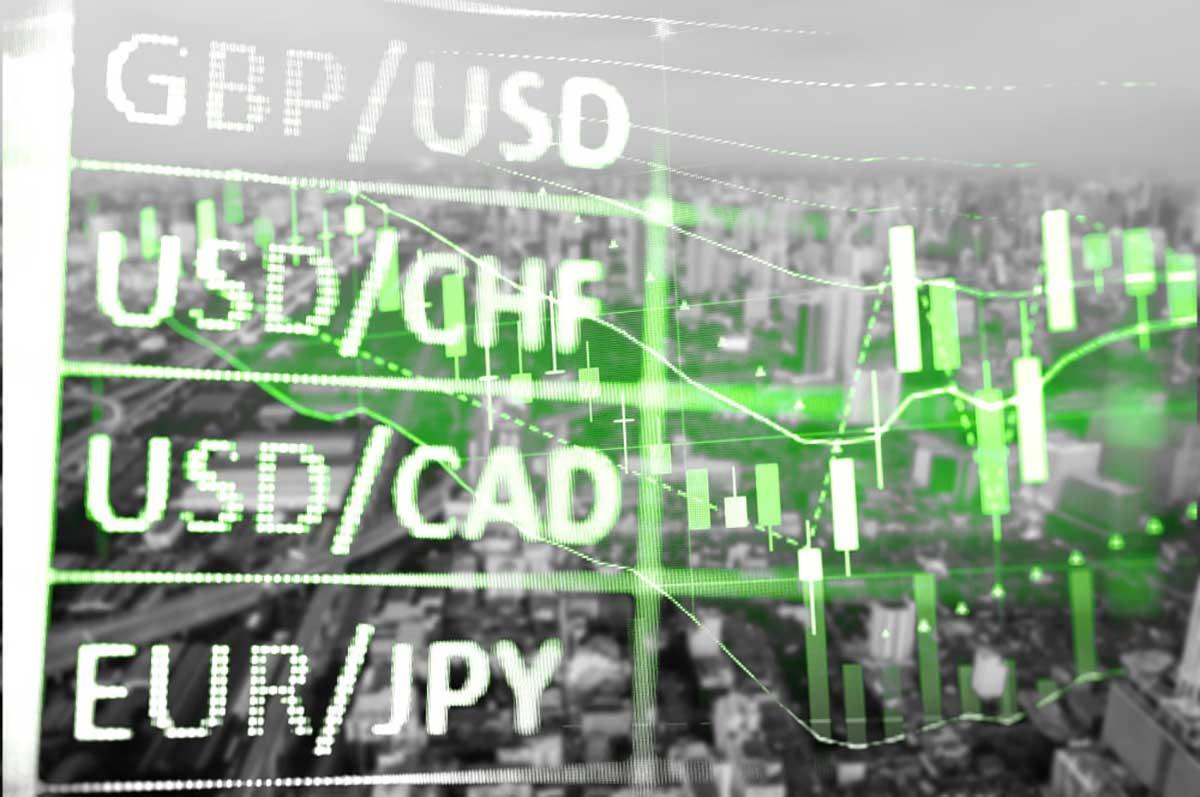 通貨ペアとチャート