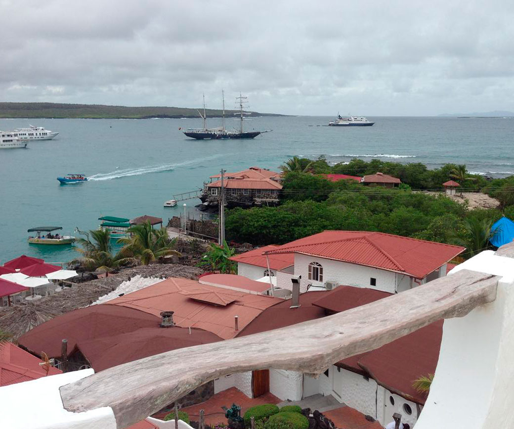 Angermeyer - Islas Galápagos