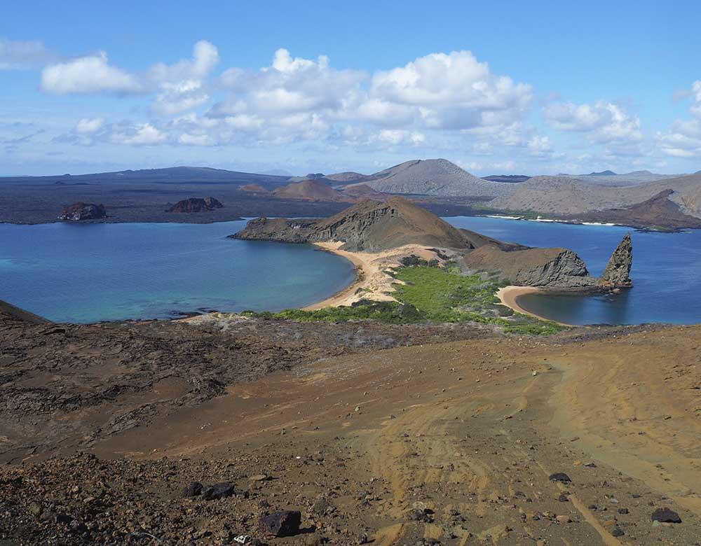 Lujosa exploracion por las islas encantadas centrales - Islas Galápagos
