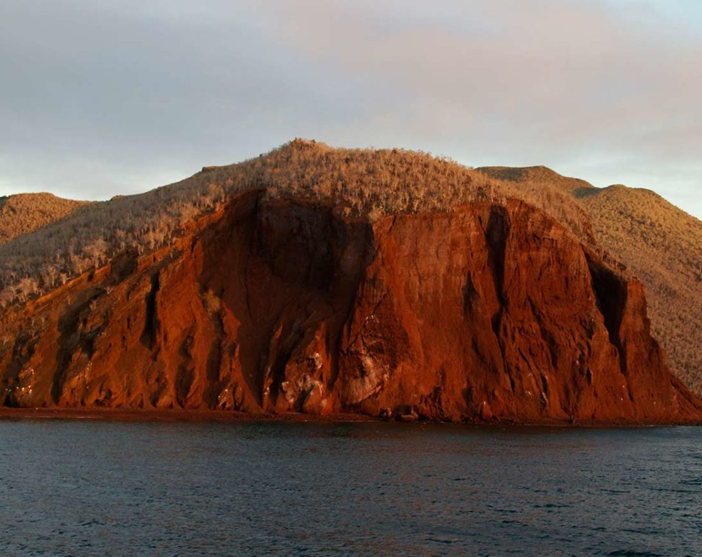 Rabida - Islas Galápagos