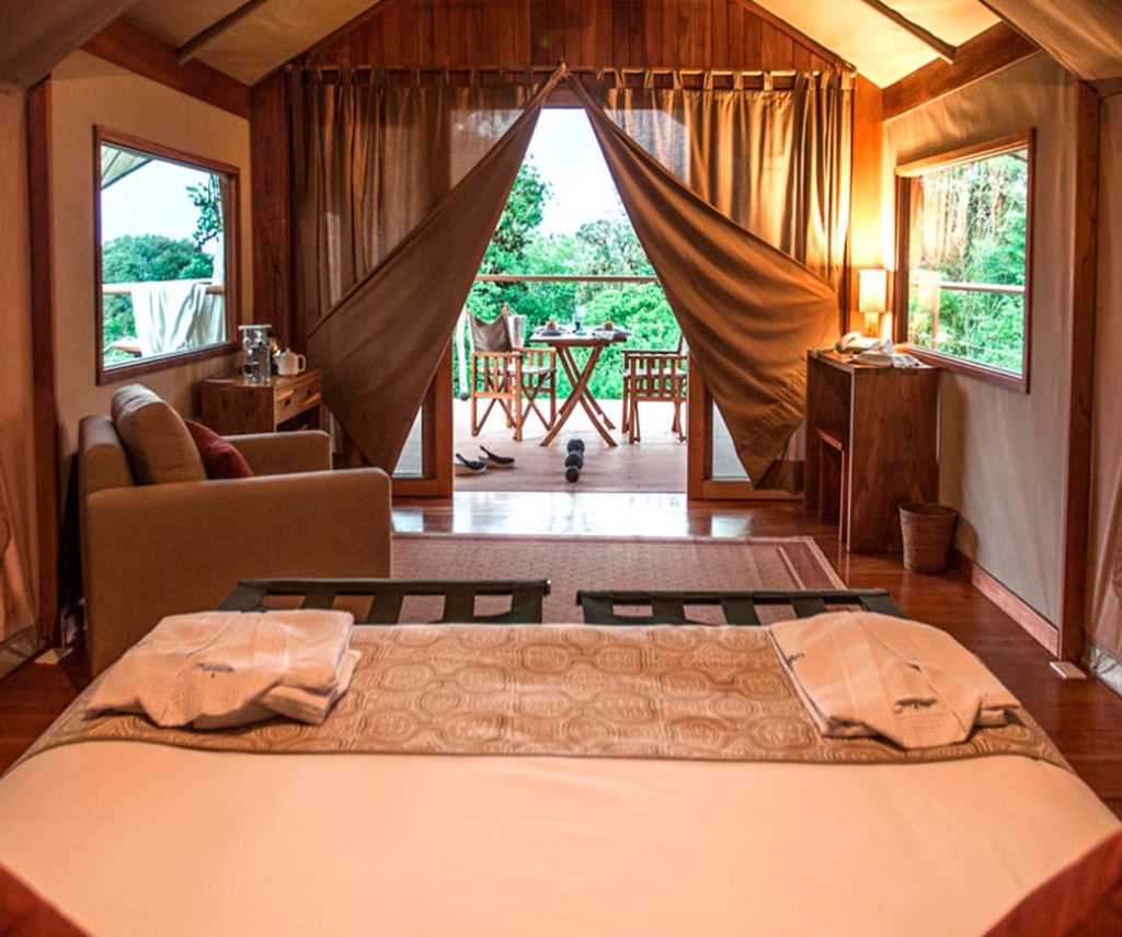 Safari Camp - Islas Galápagos
