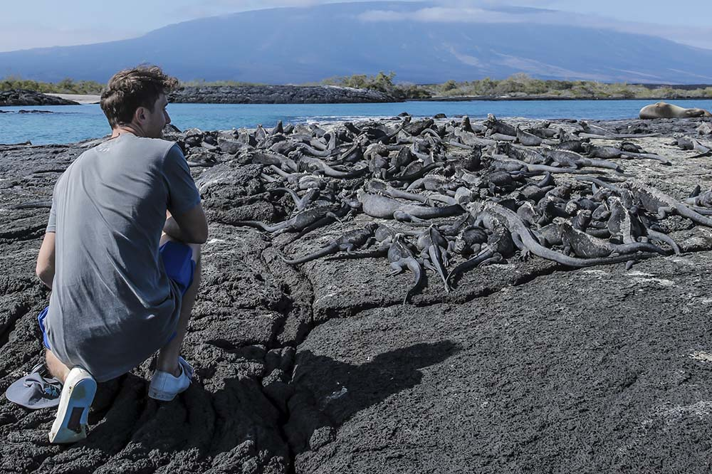 Yate Bonita itinerario de 7 dias - Islas Galápagos