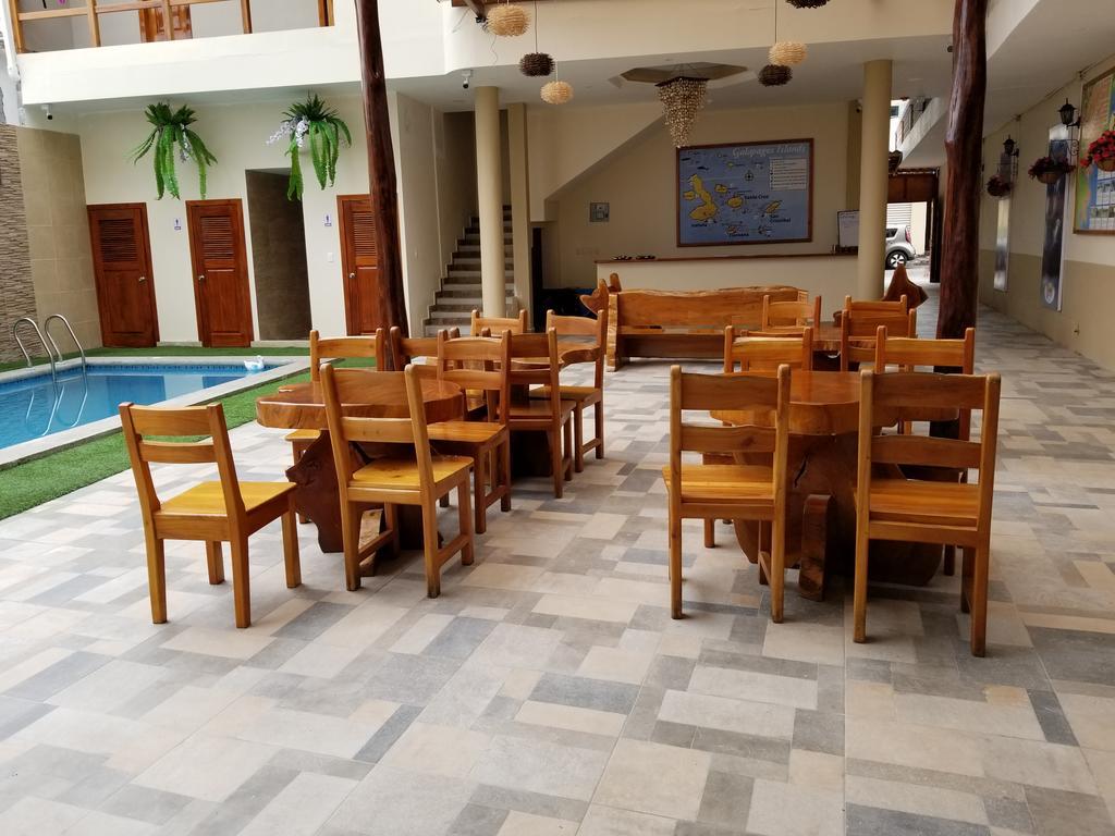 España Hotel - Islas Galápagos