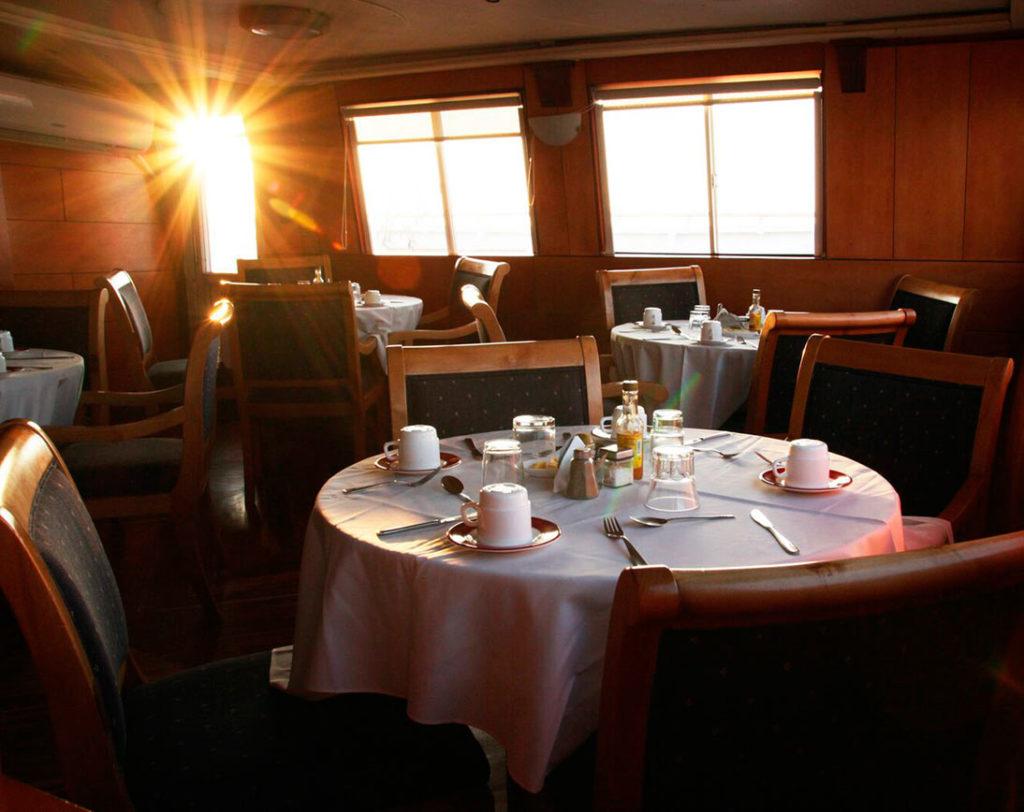 Dinning room millenium