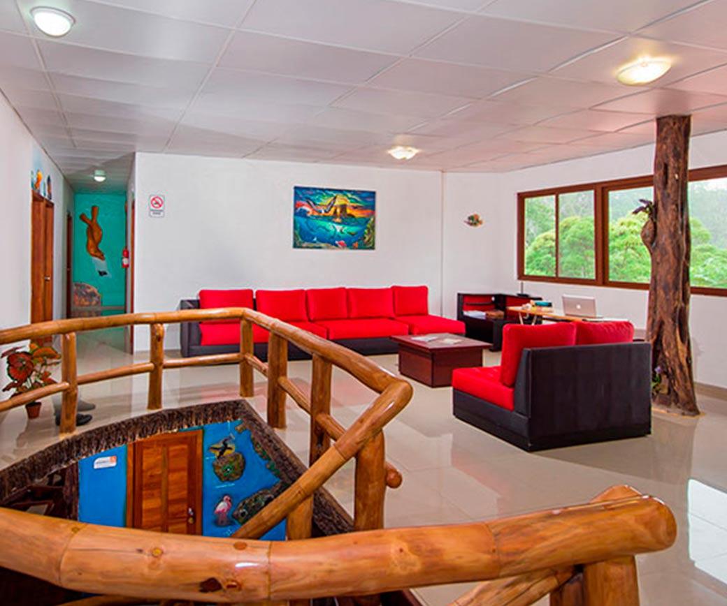 Casa Natura - Islas Galápagos