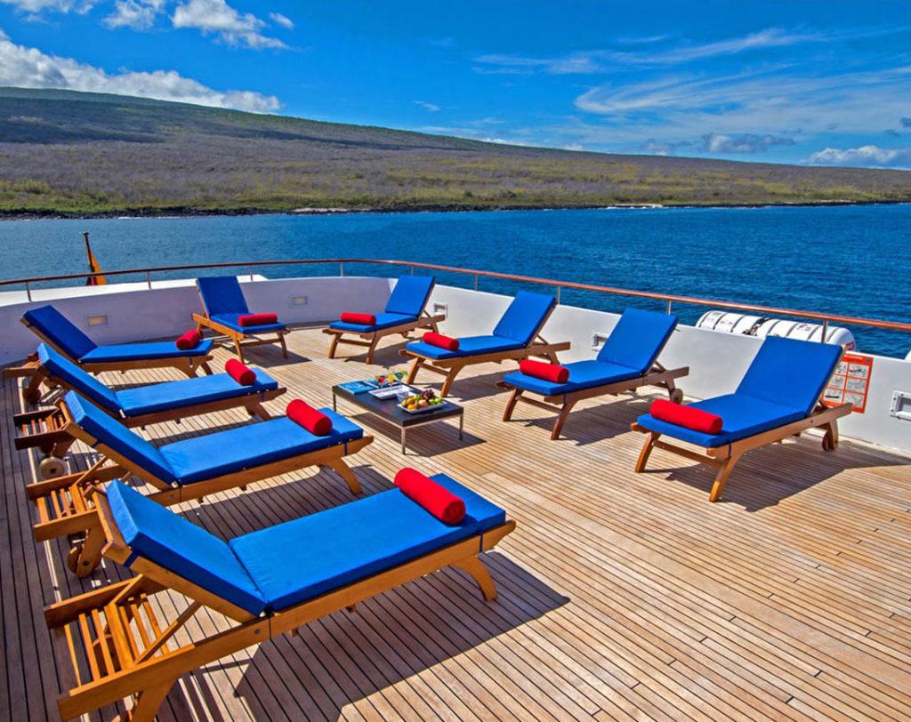 Sundeck passion cruise