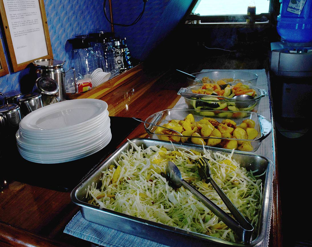 Food golondrina