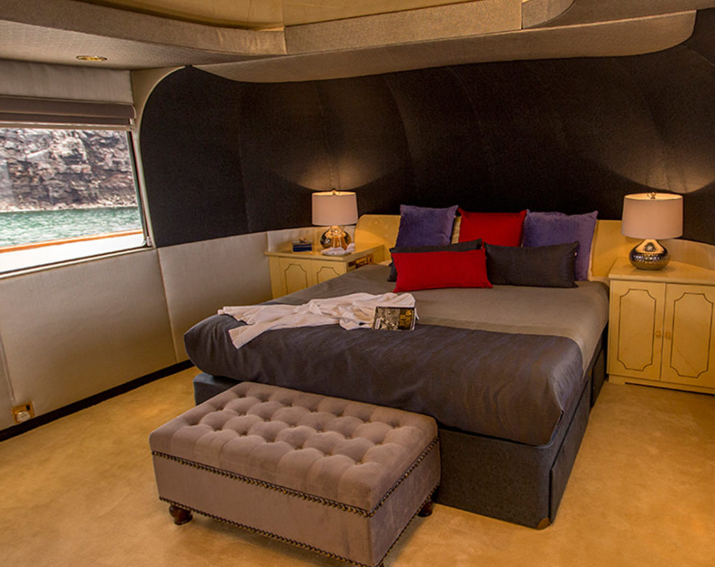 Bedroom passion cruise