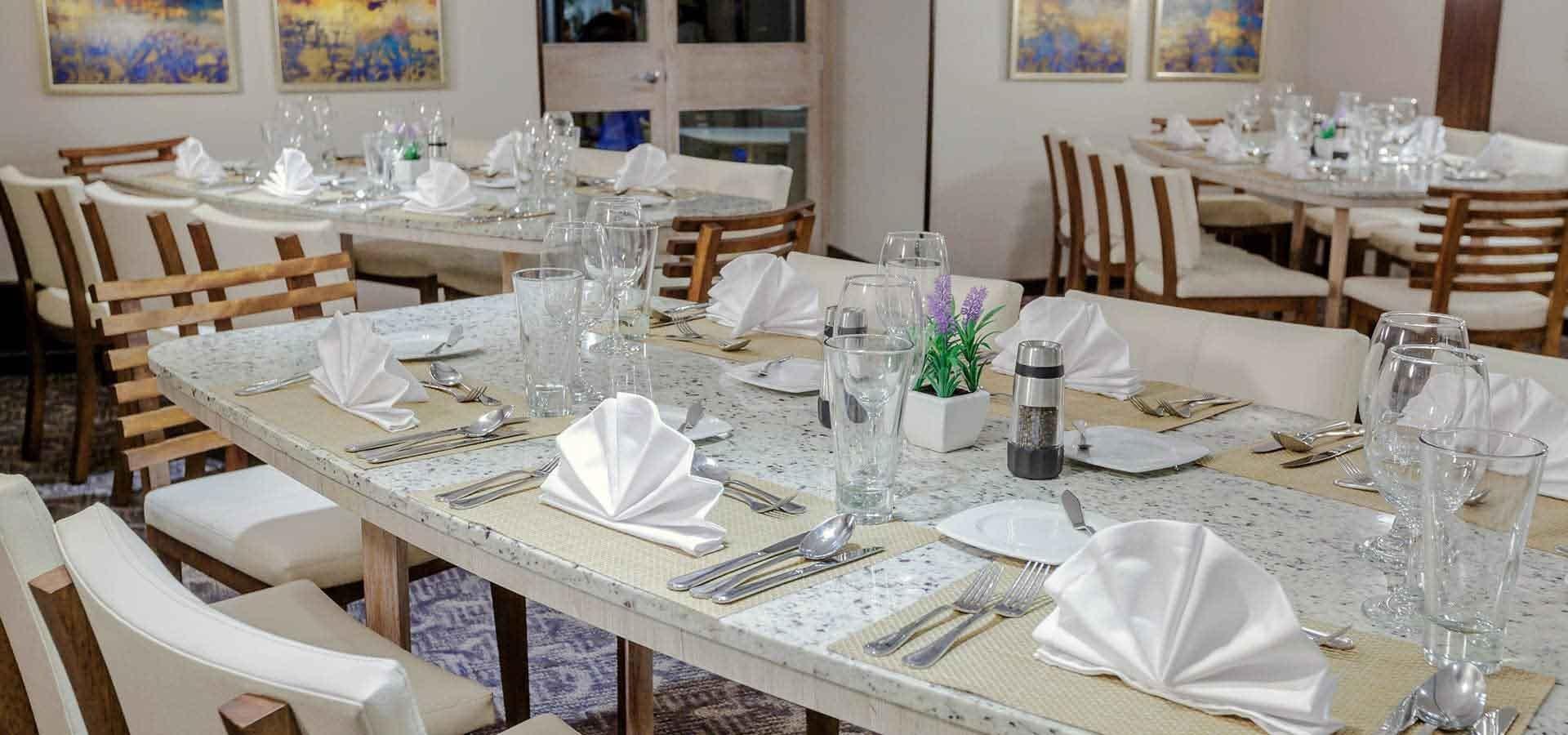 Dining room evolution