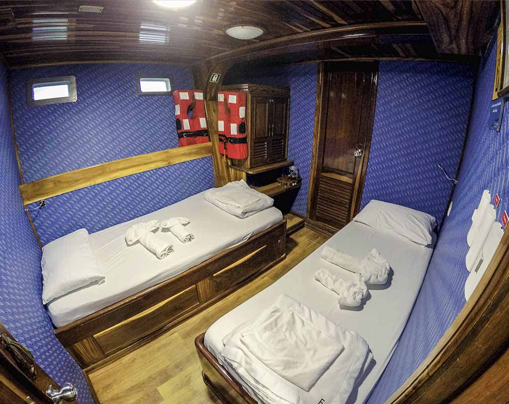 Fragata bedroom