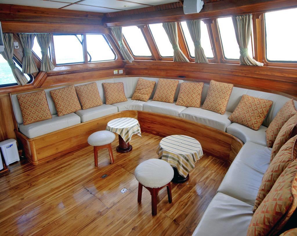 Living room estrella de mar