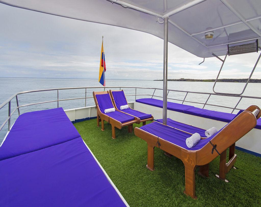 Balcony estrella de mar