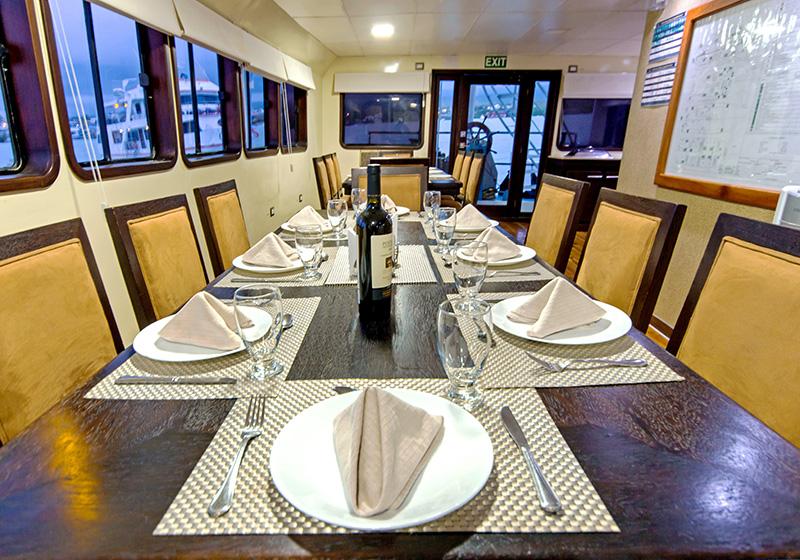 Dining area xavier