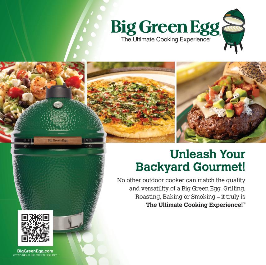 Big Green Egg full selection, Platinum Big Green Egg Dealers