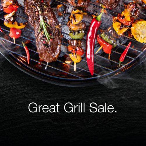 Grill Sale