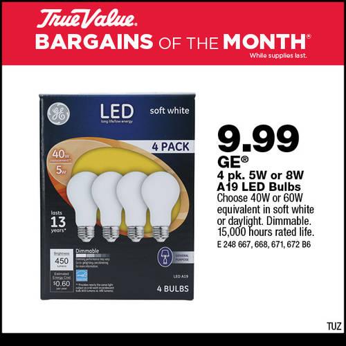 LED Bulbs TUZ