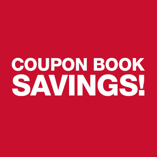 February Coupon Book