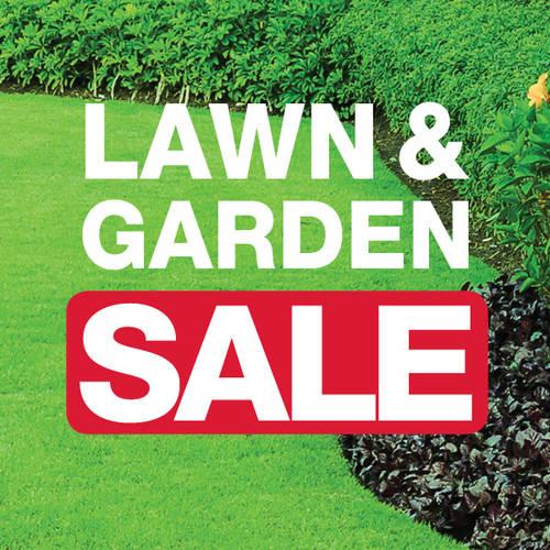Lawn & Garden Sale