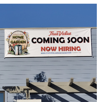 Arroyo Grande Home & Garden Coming Soon - Early 2020