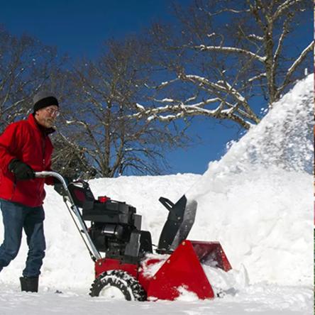 snow thrower blower repair