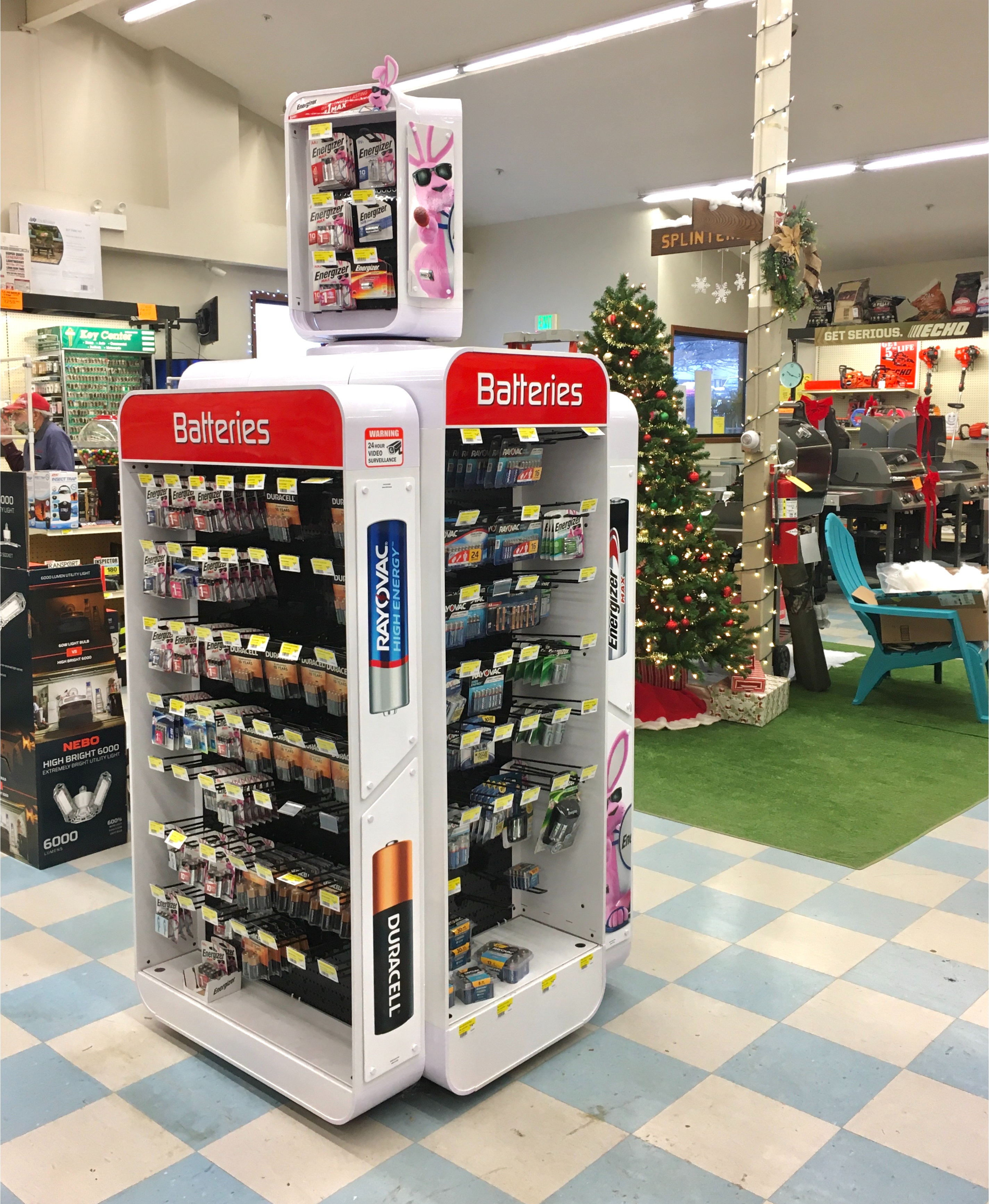 Extensive Battery selections in STOCK