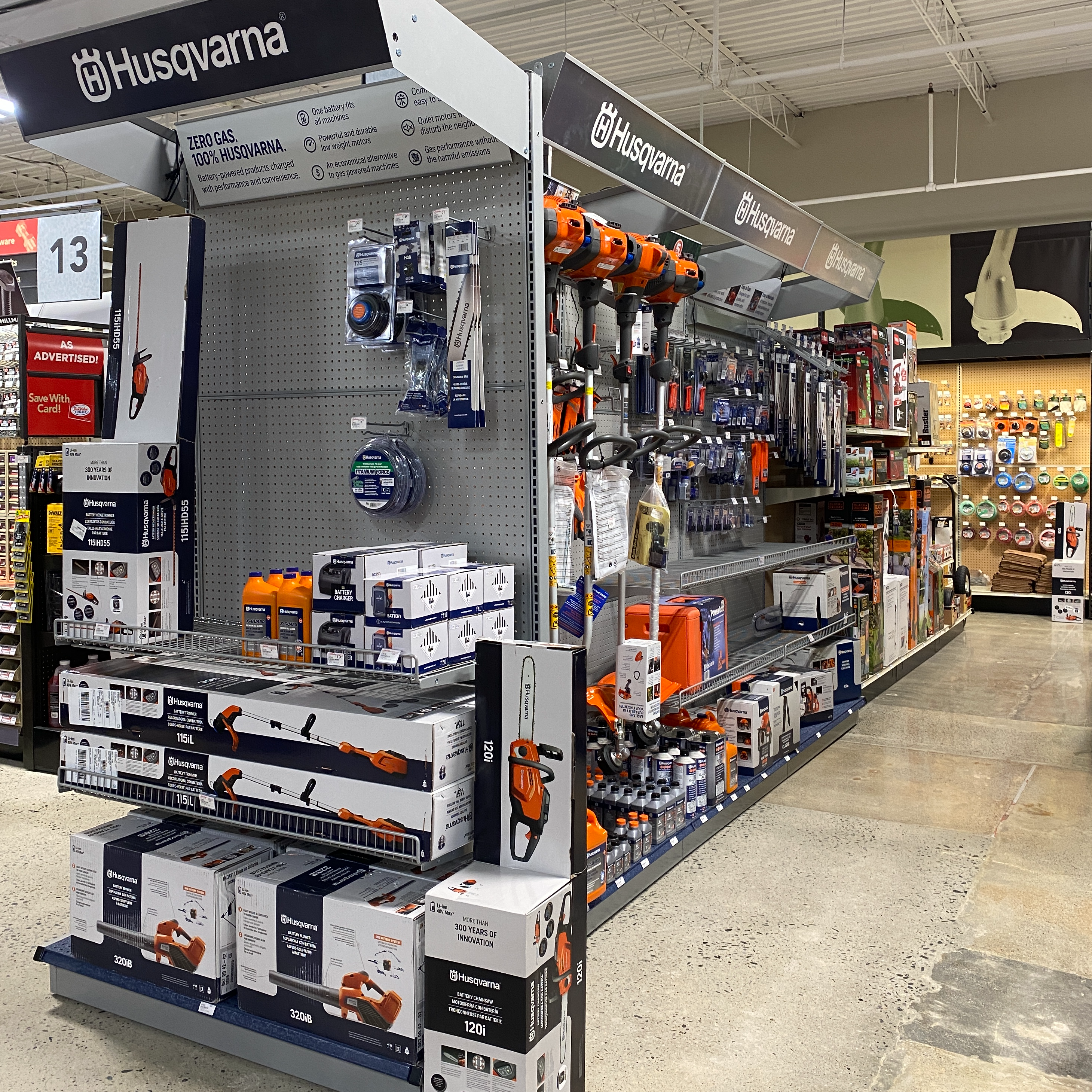 Husqvarna Authorized Retailer